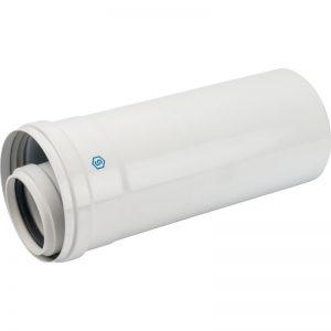 Конденсац. труба 250мм DN60/100 м/п  РР-FE SCA-8610-000250 элем.дым.