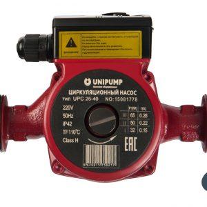 Циркуляционный насос (отопл.) UPС 25-60 130
