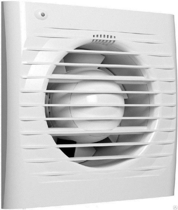 Вентилятор D100 ERA 4С с обратным клапаном