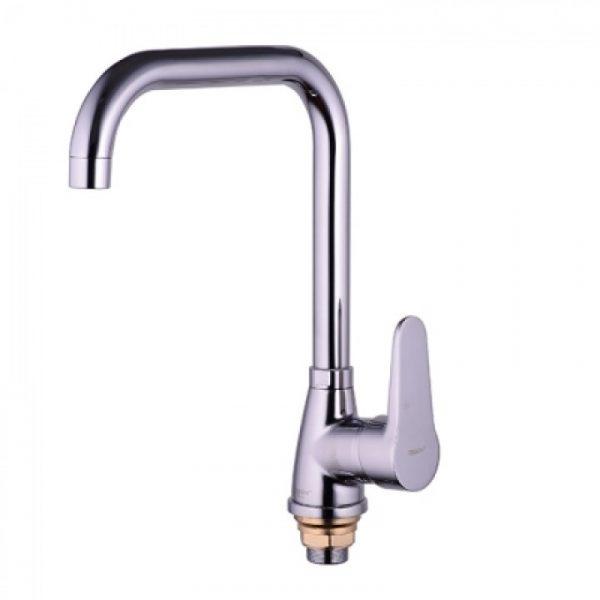 Смеситель для кухни 35к Glauf ZOP4-A146/SOP-7146 выс.излив