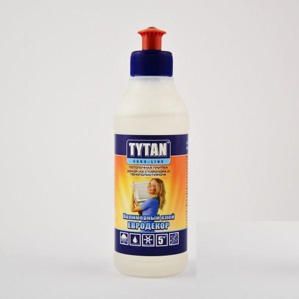 Клей полимерный TYTAN Euro-line Евродекор 0,25 л