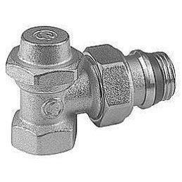 Вентиль запорный угловой 3/4 R14TG, R14X034 Giacomini