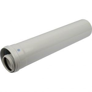Конденсац. труба 500мм DN60/100 м/п  РР-FE SCA-8610-000500 элем.дым.