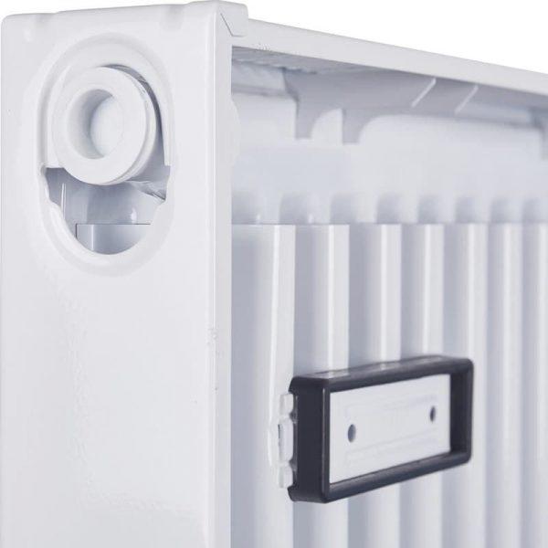 Радиатор стальной панельный ROMMER 22/500/1200  нижнее правое подключение Ventil