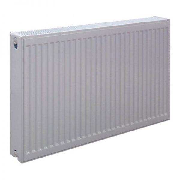 Радиатор стальной панельный ROMMER 22/500/1400  нижнее правое подключение Ventil