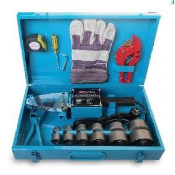 Комплект сварочного оборудования AQUAPROM 2000 Вт PP-R (в компл. насадки 20-63) Мет короб.