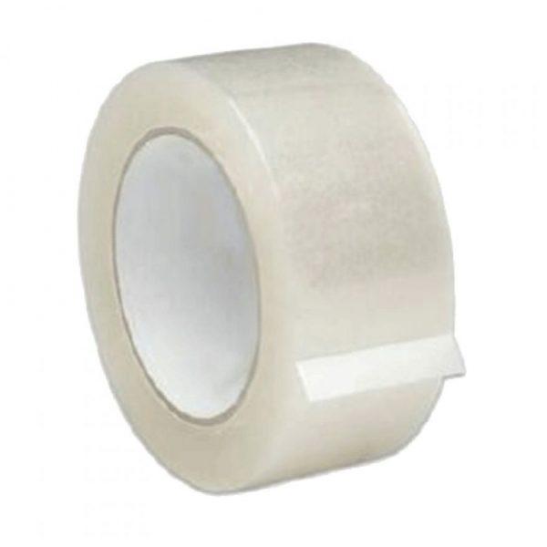 Клейкая лента (скотч) 50мм/150м 40мк прозрачная